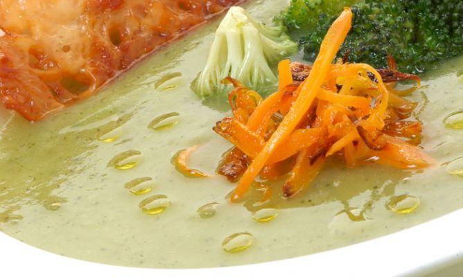 Receta De Crema De Calabacín Con Verduras Y Queso Karlos Arguiñano