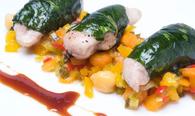 escabeche de verduras