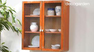Alacena antigua restaurada, ¡recicla tus muebles vintage! - Paso 10