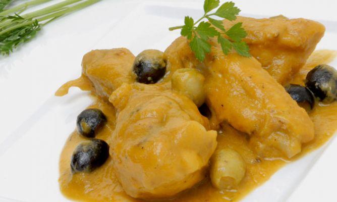 Receta De Pollo Con Aceitunas Karlos Arguiñano