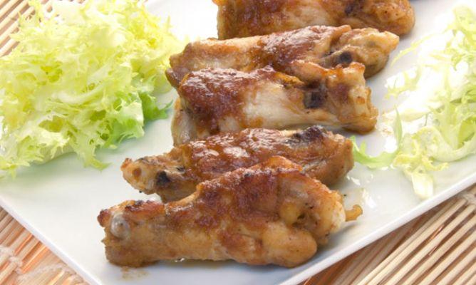 Receta de alitas de pollo con toque mexicano karlos for Cocina casera facil y economica