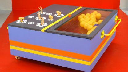 hacer una mesa de juegos para nios