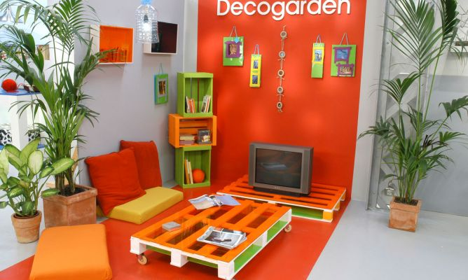Sala econ mica decogarden for Decoracion de casas pequenas y economicas