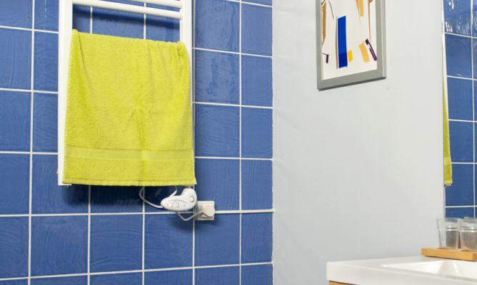 calienta toallas el ctrico bricoman a