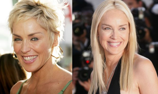 Look Sharon Stone
