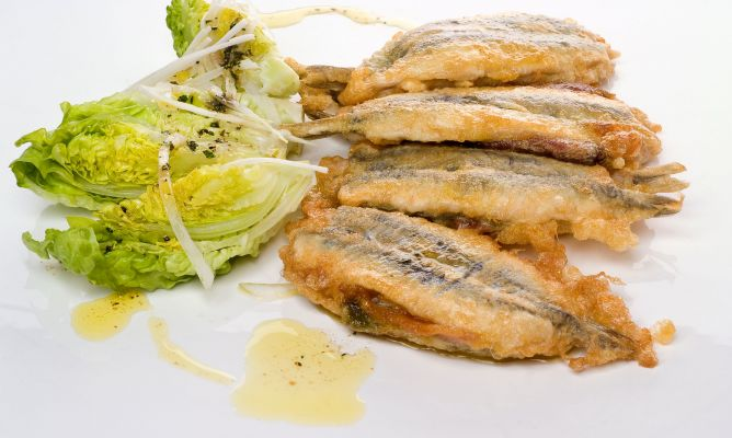 anchoas receta