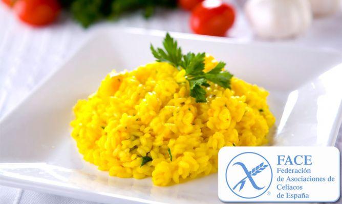 arroz con azafran