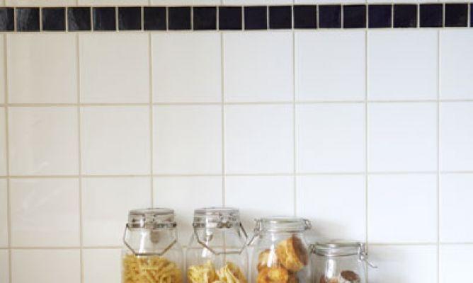 Limpiar los azulejos de la cocina hogarmania - Quitar azulejos cocina ...