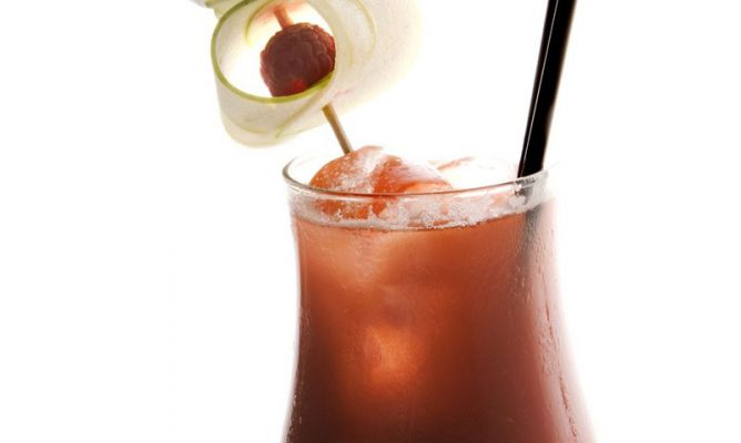 Receta de Cóctel Bloody Mary (con alcohol)