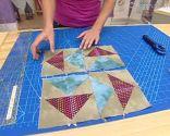Bloque 5 colcha patchwork
