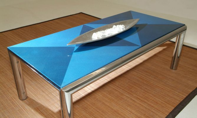 Restaurar mesa de centro bricoman a - Como restaurar una mesa de madera ...