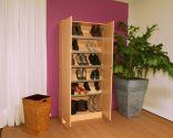 Convertir un armario ropero en un armario zapatero