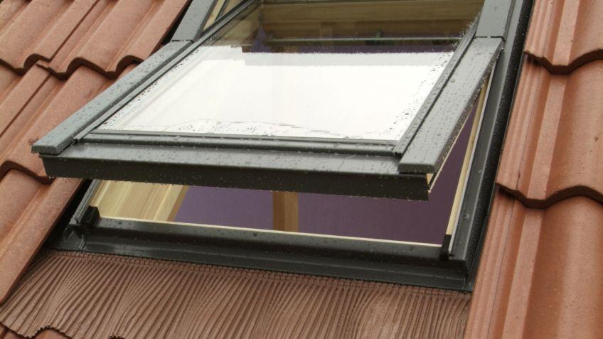 Instalación de ventana para tejado - Bricomanía