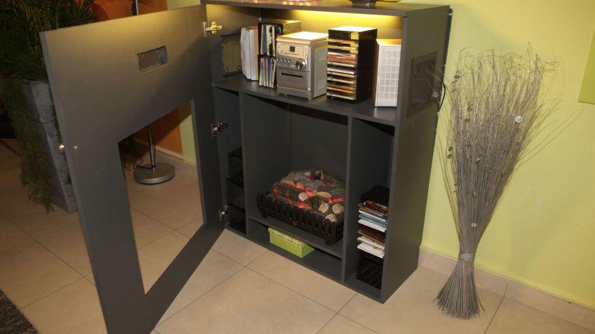 Mueble chimenea - Bricomanía