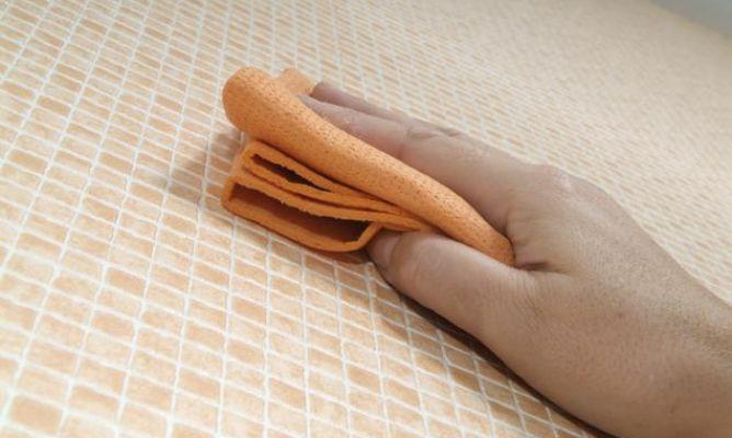 Empapelar con papel especial para ba o bricoman a - Papel vinilico para cocinas ...