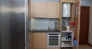 Lacado de puertas de armario de cocina bricoman a - Armario de cocina ...