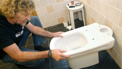 Como instalar un inodoro paso a paso bricoman a for Como cambiar un inodoro
