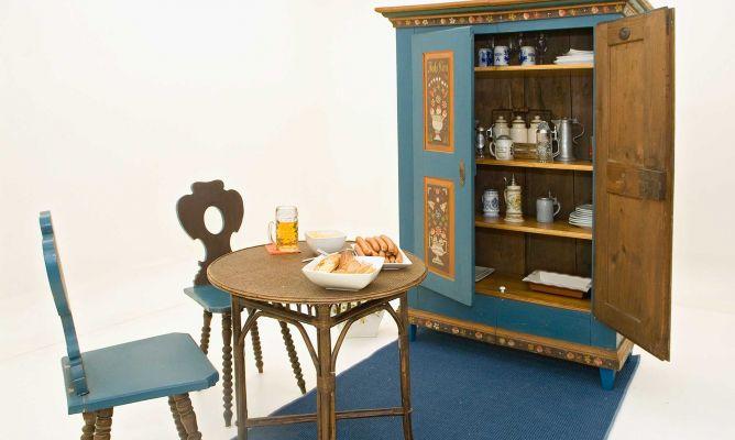 Como restaurar un mueble viejo dise os arquitect nicos - Pintar un mueble viejo ...