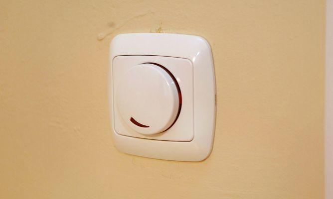 Regulador de intensidad de luz bricoman a - Regulador de intensidad ...