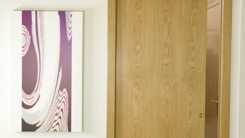 colocar una puerta corredera oculta bricomana - Puertas Correderas Bao
