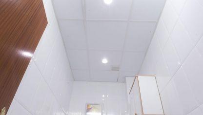 Instalar un falso techo bricoman a for Falso techo rustico