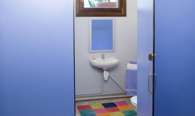 Baño Familiar Publico:Paneles para cerramiento de baño – Bricomanía