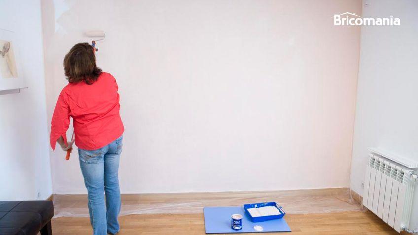 Reparar pared de comedor - Bricomanía