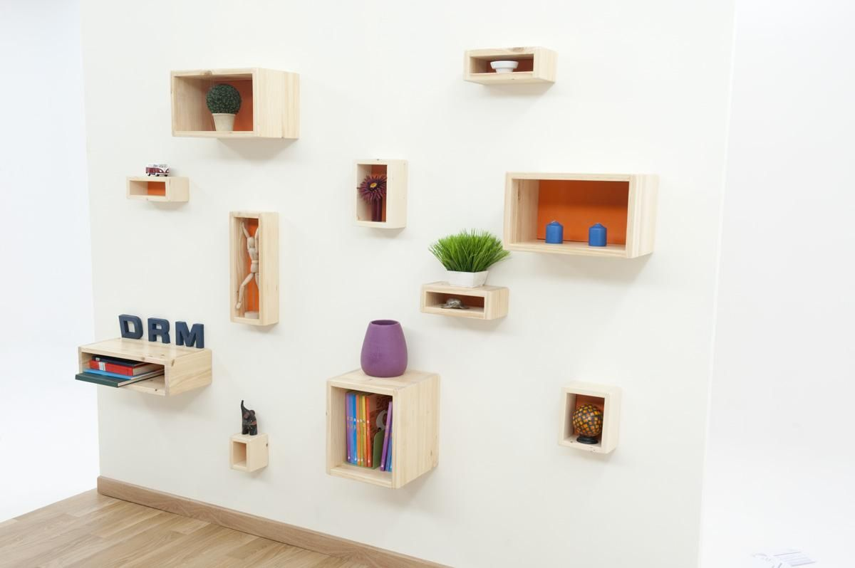 Composición con cajas