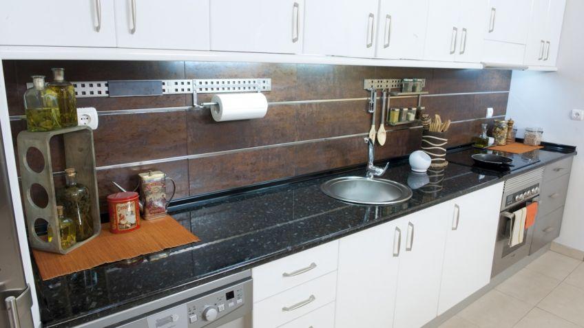Cambio de encimera de cocina - Bricomanía