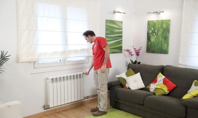 Colocar termostato en radiador bricoman a - Instalacion de pladur en paredes ...