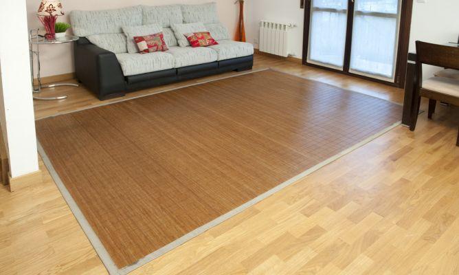 Recuperar alfombra de madera hogarmania - Alfombras de madera ...