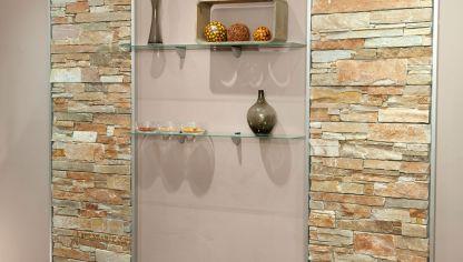 Piedra natural para exterior bricoman a for Precios de piedra decorativa para interiores