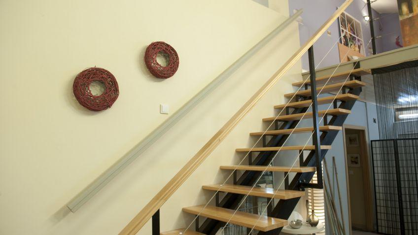pasamanos de escaleras interiores