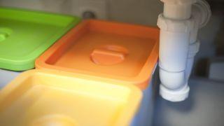Adaptar papelera de reciclaje - Paso 5