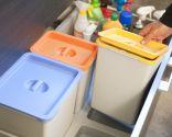 Adaptar papelera reciclaje
