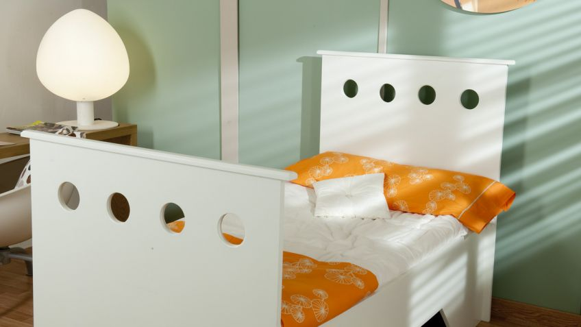 Personalizar estructura de cama - Bricomanía