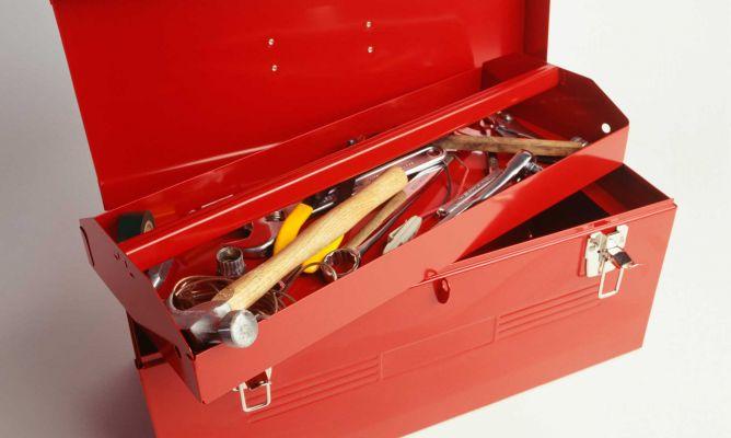 Caja de herramientas bricoman a - Cajas de herramientas ...