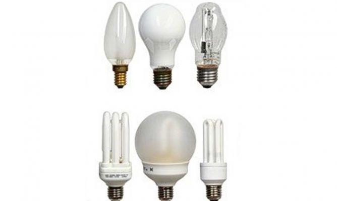 Tipos de bombillas hogarmania - Tipos de bombillas led para casa ...