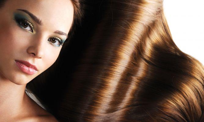 6 cuidados naturales para un cabello brillante - Hogarmania