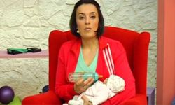 postura dar biberón bebé