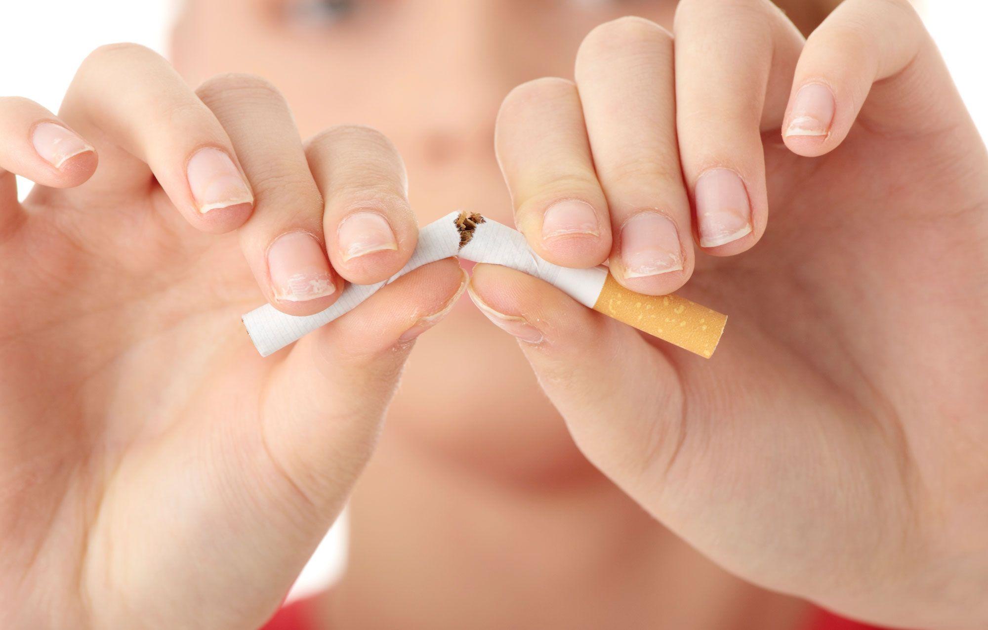 cuidados riñón - tabaco