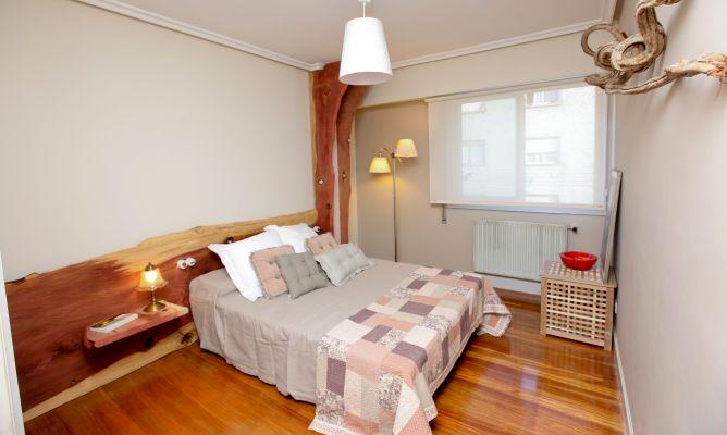 Decoracion Matrimonio Rustico : Dormitorio rústico decogarden