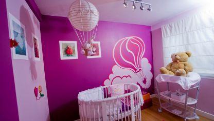 Decorar una habitacin de beb Decogarden