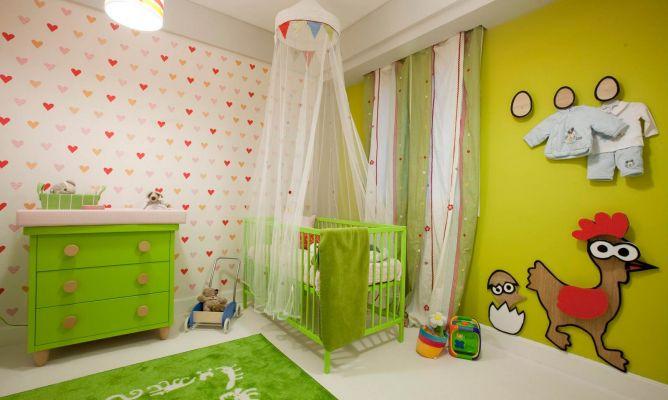 Habitaci n infantil confortable y funcional decogarden - Decogarden habitacion infantil ...