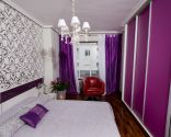 Color morado o lila para dormitorios hogarmania for Mural habitacion juvenil