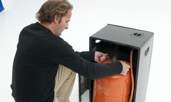 Mantenimiento de estufa catal tica bricoman a - Estufas cataliticas de butano ...