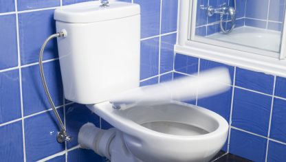 C mo instalar un inodoro paso a paso bricoman a for Tapaderas de wc