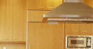 Elegir la campana extractora de la cocina hogarmania for Limpiar filtros campana aluminio