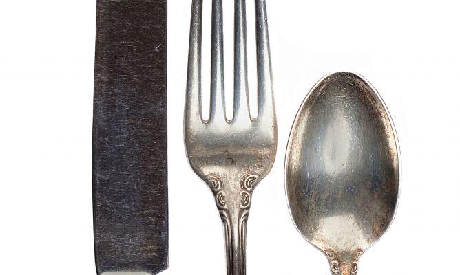Limpiar los cubiertos de plata hogarmania - Limpiar cubiertos de plata ...