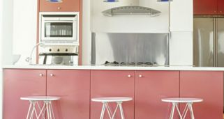 limpiar la grasa de los armarios de la cocina hogarmania